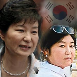 南韓總統親信干政風波