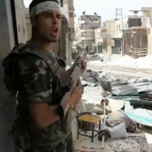 敘利亞危機